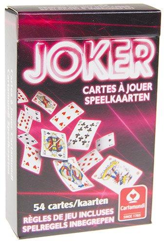 Carte à jouer Joker / Jeu de carte