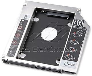 Adaptador Caddy DVD Para HD ou SSD - Dell Inspiron 15R SE 7520 N5010 N5110 M5010
