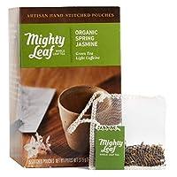 Mighty Leaf(マイティーリーフ) オーガニック スプリング ジャスミン 15袋 【正規輸入品】