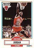 1990-91 Fleer #26 Michael Jordan Basketball Card Chicago Bulls
