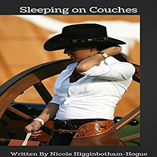 Sleeping on Couches audiobook cover art
