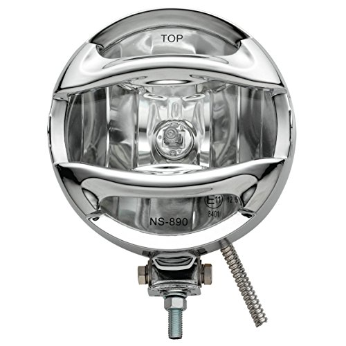 Sumex 3409600 - Juego FarosSpecial 4X4 Ns890 Largo, Alcance 165 mm, Cromados