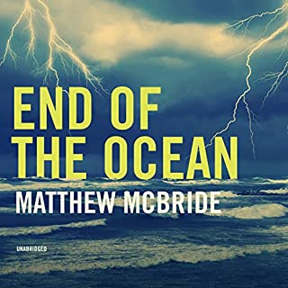 Page de couverture de End of the Ocean