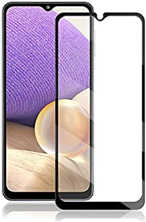 Al-HuTrusHi Screen Protector for Samsung Galaxy A32 5G Tempered Glass 9H Flim Full Coverage Tempered Glass Screen Protecto...