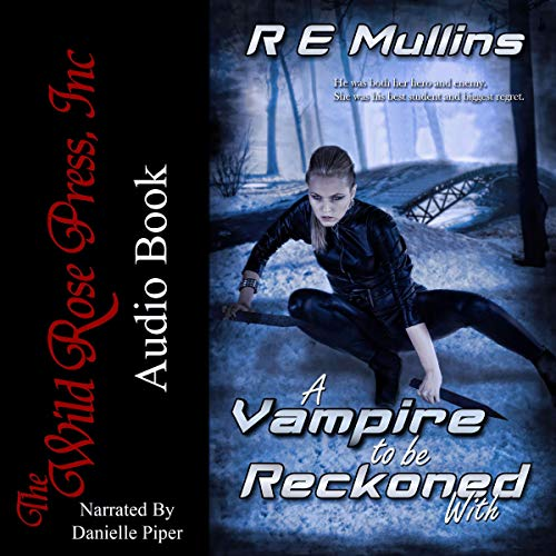 A Vampire to Be Reckoned With cover art