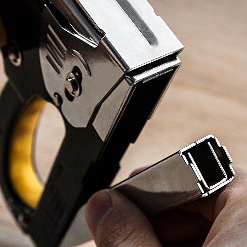角利サンドリー(SUNDRY)2WAY強力ハンドタッカー&ホチキス替針200本付PHT-2W