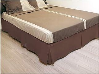 Soleil d'ocre Oculta-somier 90x190 cm Chocolate
