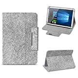NAmobile felt case for Odys ACE 10 tablet case,