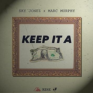 Keep It a Buck (feat. Marc James Murphy)