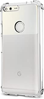 Spigen Crystal Shell Designed for Google Pixel XL Case (2016) - Clear Crystal