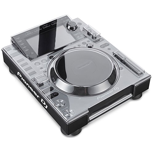 Decksaver DS-PC-CDJ2000NXS2 Pioneer CDJ-2000 Nexus 2 Polycarbonate Cover...
