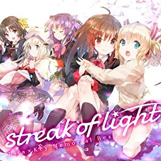 C93 ビジュアルアーツ Key Sounds Label 「Rita×Key Memorial Best 『streak of light』」