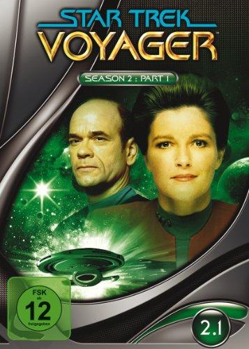 Star Trek - Voyager/Season 2.1 (3 DVDs)