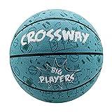 lcy Nr. 5, Nr. 6 und Nr. 7 Basketball-Innen- und Außenbüros, PU-Leder, verschleißfest, guter...