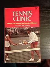 Tennis Clinic [Paperback] by Van der Meer, Dennis; Olderman, Murray