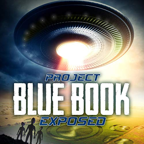Project Blue Book Exposed cover art