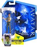 James Cameron's Avatar Movie 3 3/4 Inch RDA Action Figure Parker Selfridge by Mattel