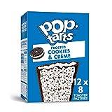 Pop-Tarts Cookies & Crème Breakfast Toaster Pastries, 13.5 Oz, 12Count