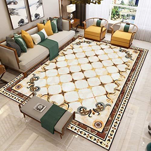 Znx Alfombras de Granja para Salon Dormitorio Alfombra Oriental Lavable Alfombras Grandes Alfombra Bohemia Almohadilla Antideslizante (Color : 8, Size : 200X300CM)