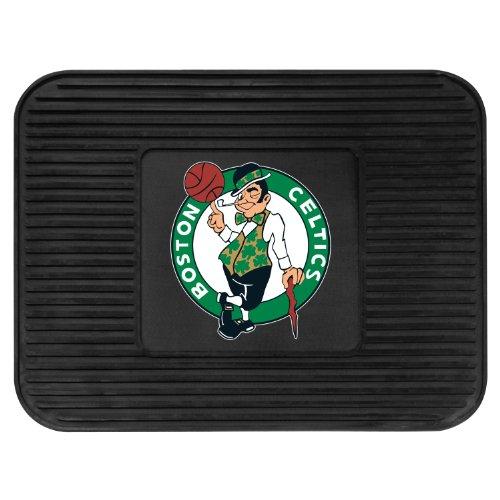 FANMATS - 10028 NBA Boston Celtics Vinyl Utility Mat 14'x17' , Black