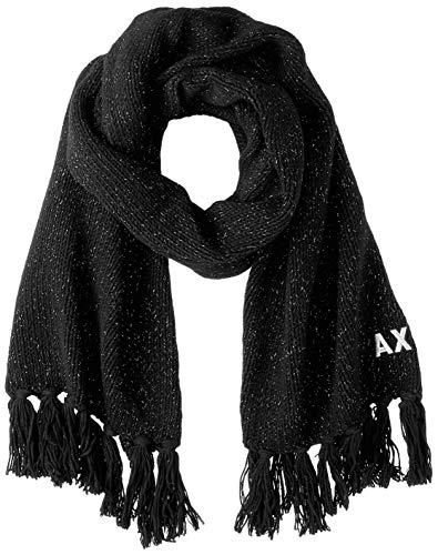 Armani Exchange dames Ax geweven koude weer sjaal
