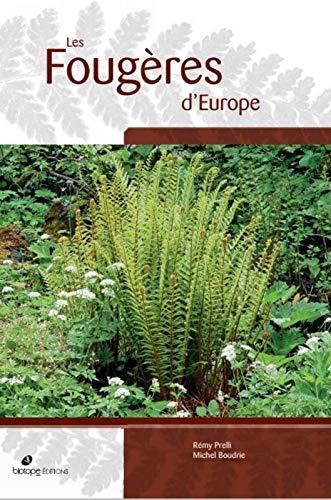 Les Fougeres et plantes alliees d'Europe