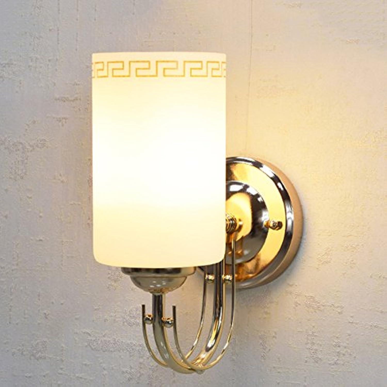 StiefelU LED Wandleuchte nach oben und unten Wandleuchten Led-Wandleuchte Schlafzimmer Nachttischlampe im Wohnzimmer, Treppe led Wandleuchte Wandleuchte, einzelne gelbe Licht