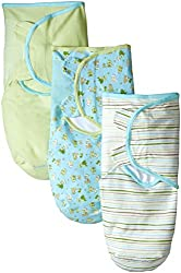 Summer Infant SwaddleMe Adjustable Infant Wrap - Best Swaddle Blankets
