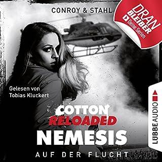 Auf der Flucht     Cotton Reloaded - Nemesis 2              Autor:                                                                                                                                 Gabriel Conroy,                                                                                        Timothy Stahl                               Sprecher:                                                                                                                                 Tobias Kluckert                      Spieldauer: 3 Std. und 56 Min.     85 Bewertungen     Gesamt 4,6