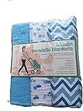 Lollypop Muslin Swaddle Blankets