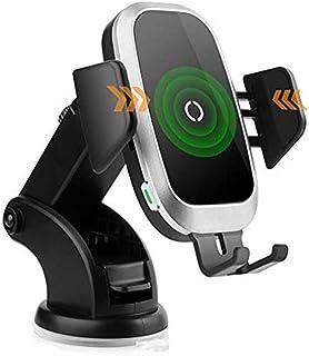 comprar comparacion NeotrixQI Cargador Inalámbrico Coche, Qi Sujeción Automática Carga Rapida Movil Inalambrico Soporte Accesorios para iPhone...