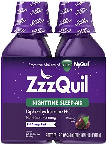 Top 10 Best zquil sleep aid Reviews