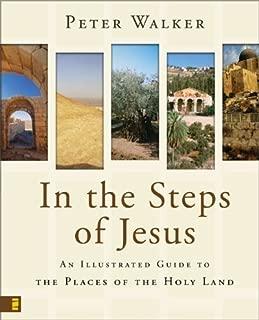 In The Steps Of Jesus by Peter Walker (Oct 4 2007)