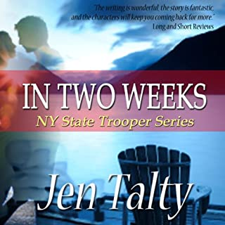 In Two Weeks                   By:                                                                                                                                 Jen Talty                               Narrated by:                                                                                                                                 Anne Johnstonbrown                      Length: 7 hrs and 27 mins     16 ratings     Overall 3.6