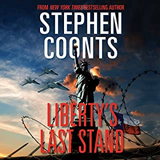 Liberty's Last Stand audiobook cover art