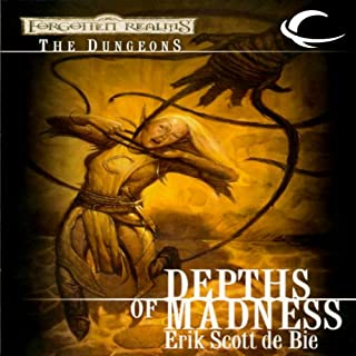Depths of Madness audiobook cover art