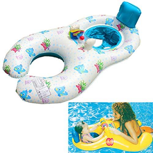 Akemaio Schwimmer Schwimmen Schlauchboot Sommer-Kind-Pool Sitz Schwimmen Ring Sitz Pool Float Spielzeug Sommer Floats Spielzeug