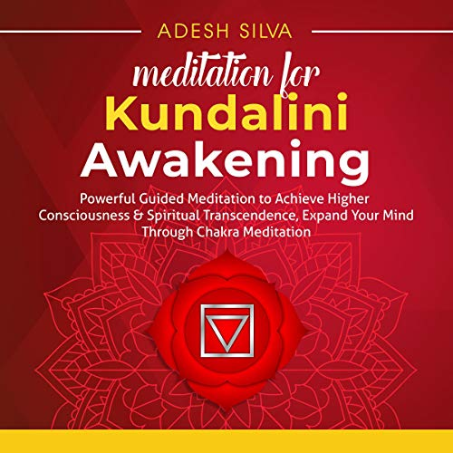 Meditation for Kundalini Awakening  By  cover art