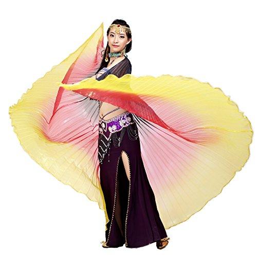 - Gelb Und Schwarz Tanz Kostüm