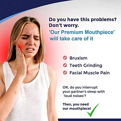 Anti Snore Devices Snore Stopper Mouthpiece, Anti Snore Braces - Anti...