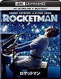 【Amazon.co.jp限定】ロケットマン 4K Ultra HD+ブルーレイ(英語歌詞字幕付き)(フォトカード4枚セット付き) [Blu-ray]