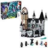 LEGO Hidden Side Mystery Castle 70437 AR Ghost Toy, Castle Model with App-Controlled Ghost Hunting Toy with Jack, Parker, Vaughn, Nehmaar Reem and 2 Shadow-Walker Minifigures (1,035 Pieces)