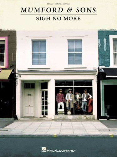 Mumford & Sons - Sigh No More Songbook (PIANO, VOIX, GU) (English Edition)