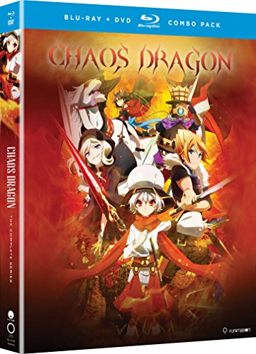 Chaos Dragon: The Complete Series [Blu-ray] [Import italien]