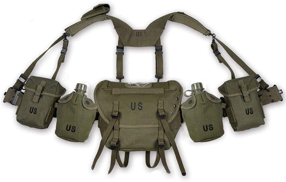 YBR M1956 M1961 Equipment Vietnam war WW2 Replica Us A Ranking TOP16 Credence