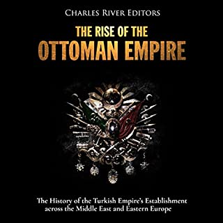 The Rise of the Ottoman Empire cover art