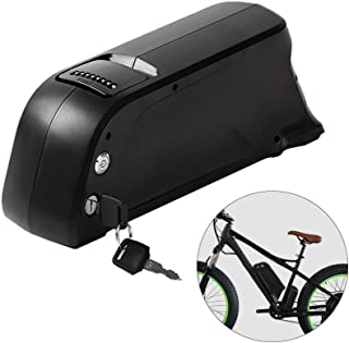 Sunbond EBike Battery 48V 10AH 11.6AH 12.8AH 14AH Lithium ion Battery for Electric Bike Mountain Bike Electric Wheelchair with USB Port Charger BMS