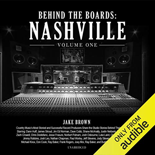 Behind the Boards, Vol. 1 cover art
