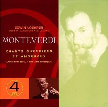 Monteverdi - Chants Guerriers Et Amoureux