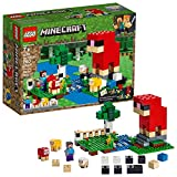 LEGO Minecraft The Wool Farm 21153 Building Kit (260 Pieces)